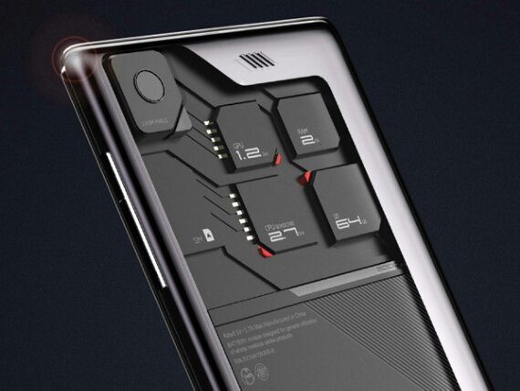 ZTE seem to want a piece of the modular phone pie as well