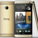 HTC announces the HTC One in gold
