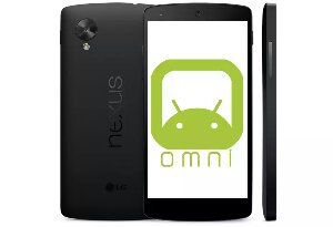KitKat Based OmniROM Available for Google Nexus