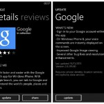 Google Search for Windows Phone gets an update