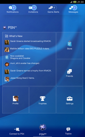 New PlayStation 4 around the corner as companion app arrives