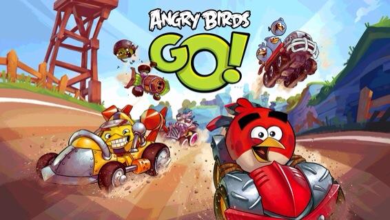 Angry Birds Go   Go Go Go!