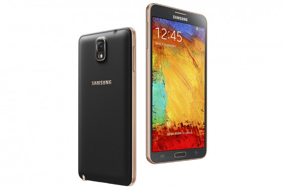 Galaxy Note 3 Rose Gold Black (2)
