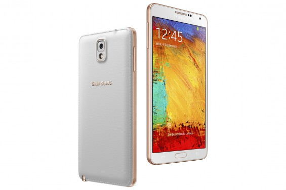 Galaxy Note 3 Rose Gold White (2)