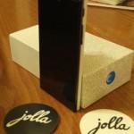 Jolla phone – Initial Impressions