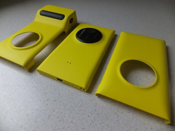 Nokia Lumia 1020  Camera Grip Main Pic