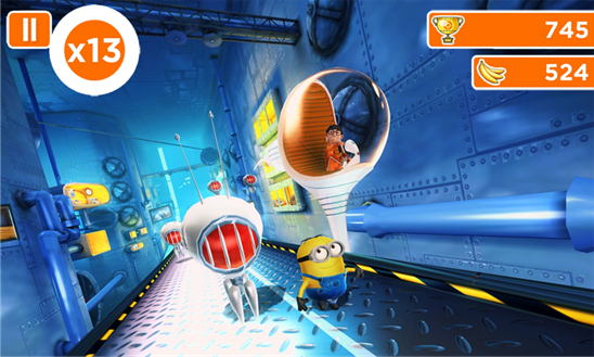 Despicable Me: Minion Rush now available on Windows Phone