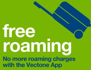 Vectone Mobile offers free roaming