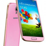 Galaxy S4 Pink heading to Phones4U