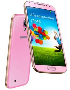 Galaxy S4 Pink heading to Phones4U