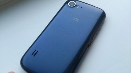 ZTE Blade V review