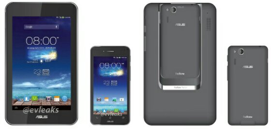 Oh look its an Asus PadFone Mini with a 4.3 buddy