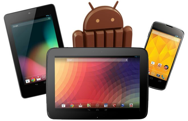 KitKat 4.4.1 rolling out to the Nexus 10