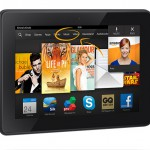 Kindle Fire HDX – £30 off today. Get a drone to deliver it.