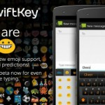 SwiftKey beta now includes lots of Emoji