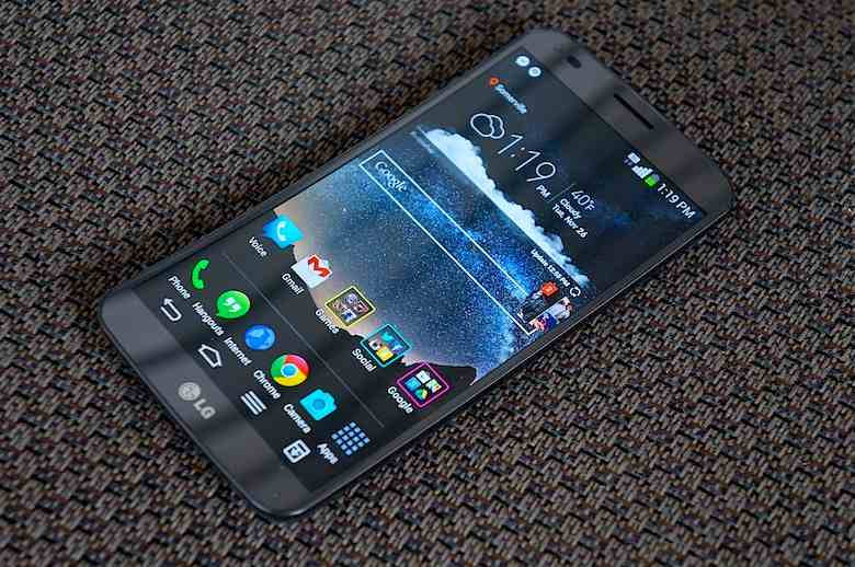 Update LG G Flex Coming To O2