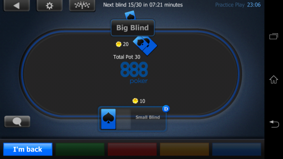 888 Poker app review