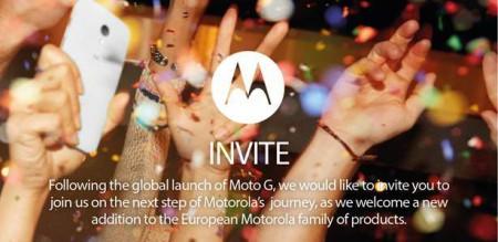 Motorola to launch European Moto X on Tuesday?