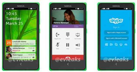 Nokia Normandy could this be the replacement for the Asha range?