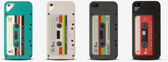 iPhone Mixtape case, complete with 8GB storage, now available