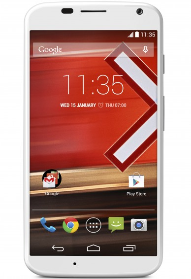 Moto X up for pre order at Phones 4u right now