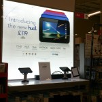Tesco Hudl – Doing rather well actually