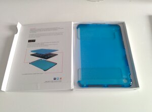 Tech 21 iPad Mini Screen Protector & Rear Case Review