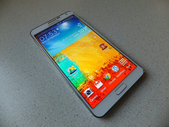 Android 4.4.2 KitKat update for the Galaxy Note 3 is starting to rollout