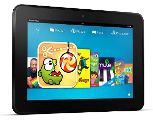 £25 off Kindle Fire purchases till 20th January
