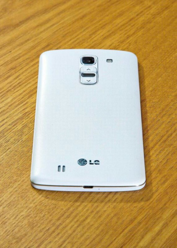Pictures of the LG G Pro 2 leak out with rear buttons in tow