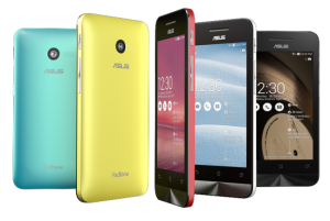 Asus announce the Intel Atom equipped Zenfone range