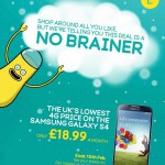 Samsung Galaxy S4 deal on EE – Check before you buy