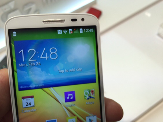 LG G2 Mini   Hands on