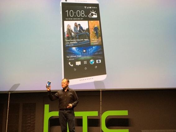 HTC announce Desire 816