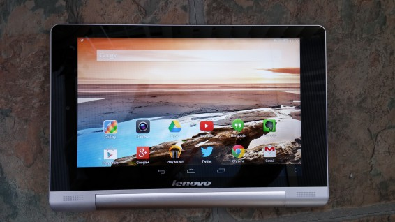 Lenovo Yoga 8 Front View