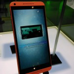 HTC Desire 816 – Up close