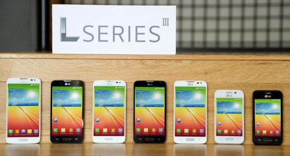 LG L Series III announced running KitKat 4.4