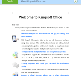 Lenovo Yoga 8  Kingsoft Office