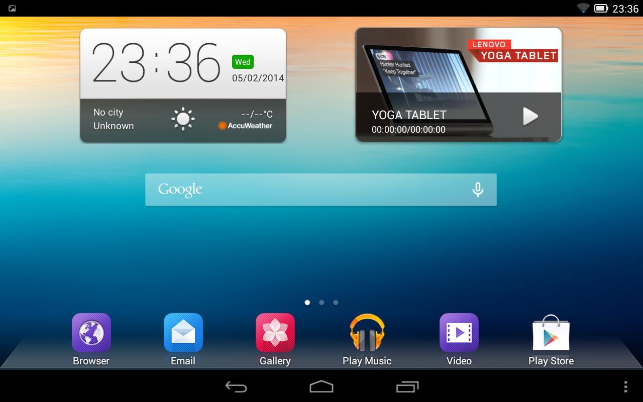 how to take screenshot on lenovo phone