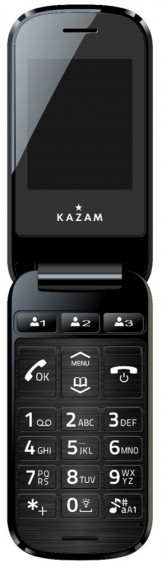 KAZAM Launch more new handsets