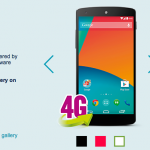 Nexus 5 now only £240 unlocked