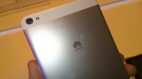 Hands on with the Huawei MediaPad X1
