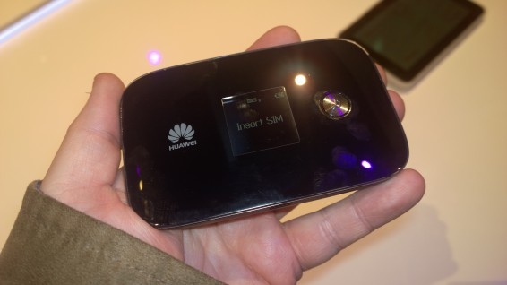 300Mbps possible with Huawei E5786