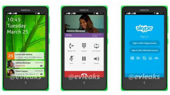 Nokia X   More details emerge