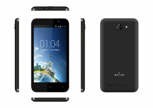 Kazam launch two octa core phones