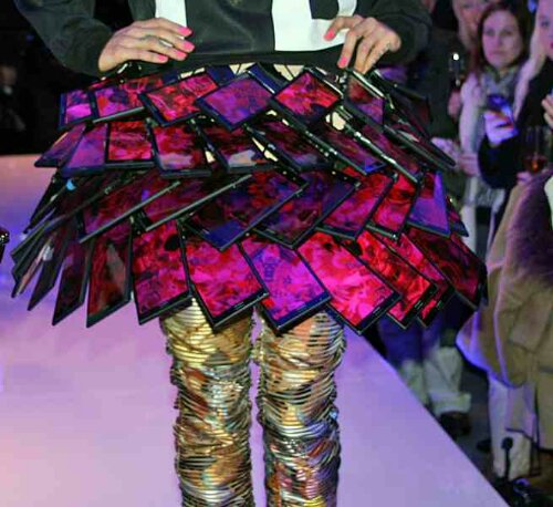 New from Nokia   The Lumia Skirt