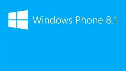 Windows Phone 8.1   A comment