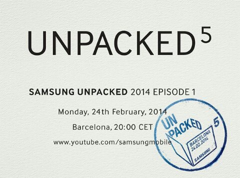Samsung Galaxy Unpacked   Live