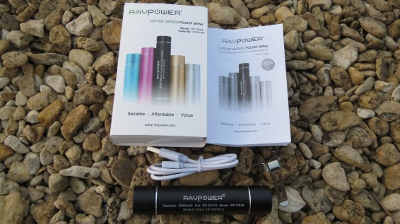 Ravpower Lister Series Power Bank RP PB08   Review