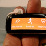 Samsung Gear Fit – Hands on